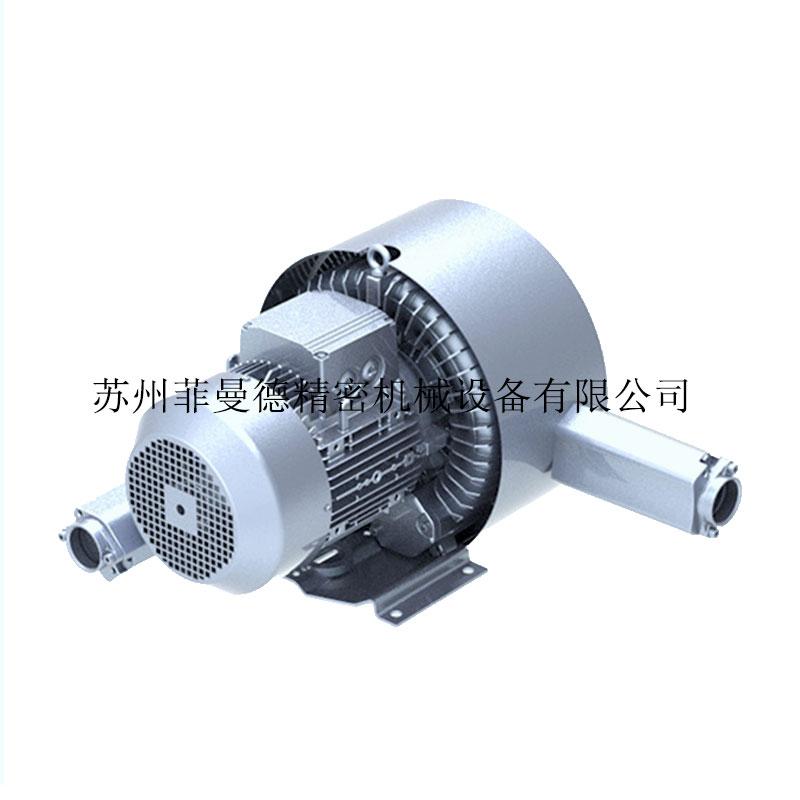 2HB720-H37-4.3kw高压风机