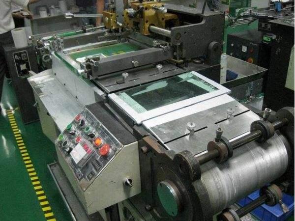 丝网印刷中旋涡气泵的应用